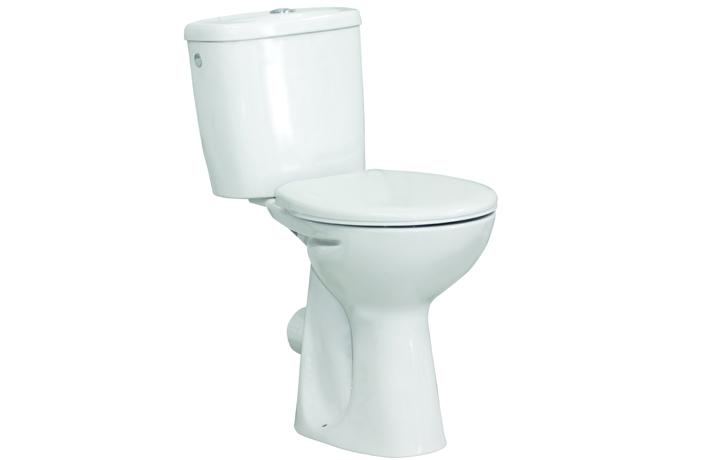 cuvette de wc sur relevee